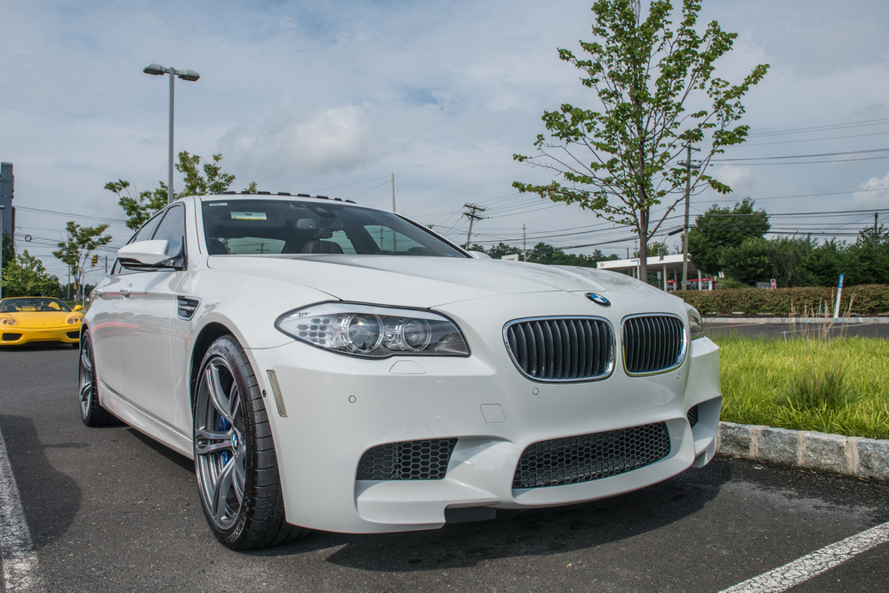 Bucks County Exotics M5 at  High Octane Cars and Coffee.jpg