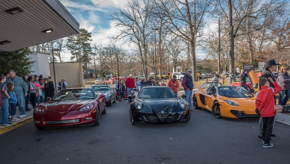 NJ Cars & Coffee