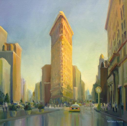 Flatiron Sunset - New York City