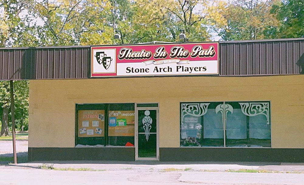Theatre in the Park, the home of the Stone Arch Players for over 30 years.