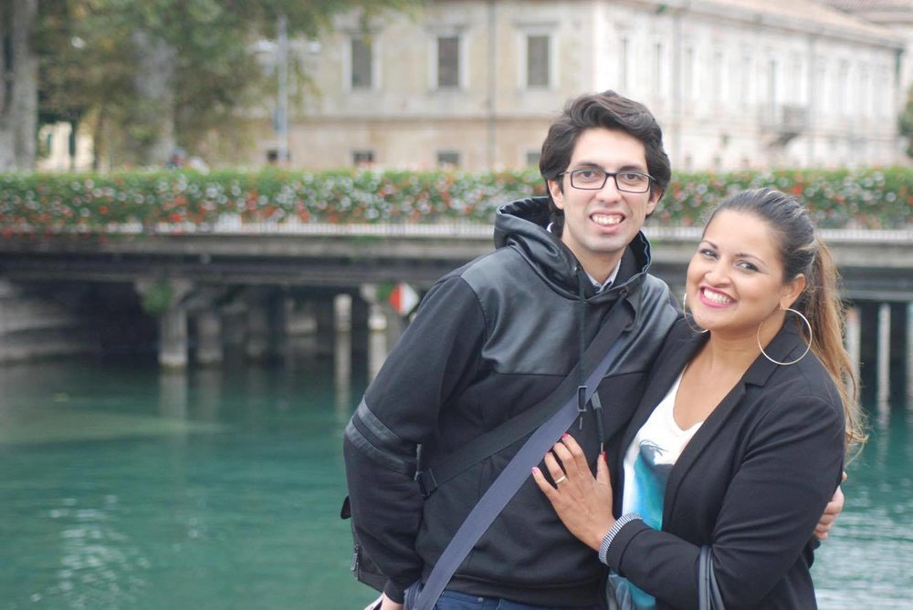 Nick and Sueellen join the Church of God as pastors in Treviso, Italy.