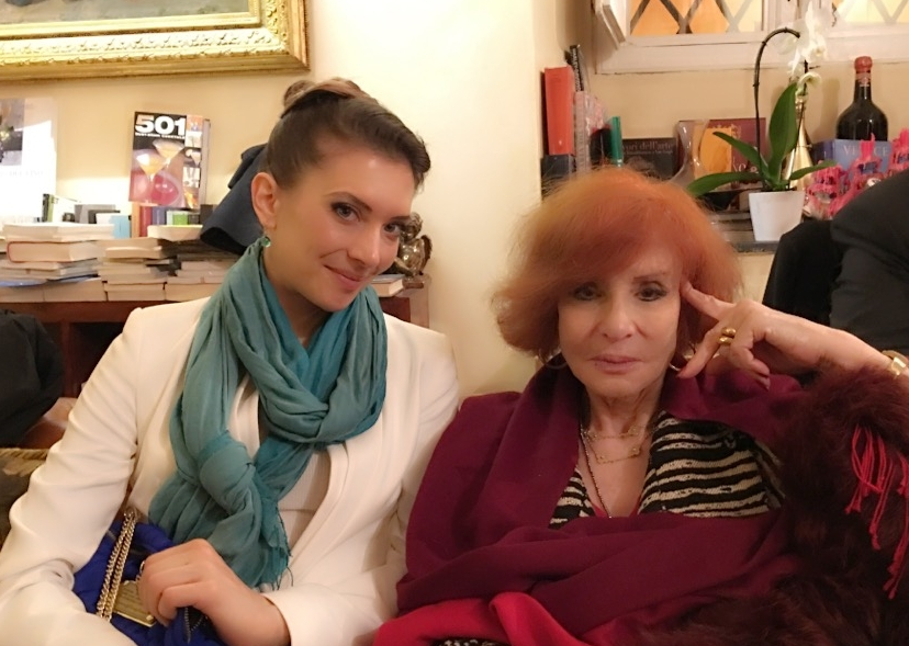Erika Lemay and  Vénus Khoury-Ghata
