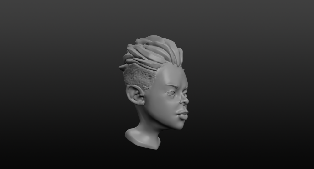 Sculptris sketch #1