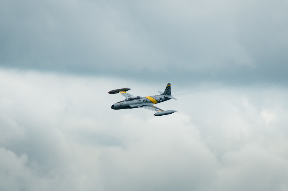 Ace Maker II Flyby. Pilot: Grey Coyler. Camera settings: 400mm, 1/1600 sec, f/6.3