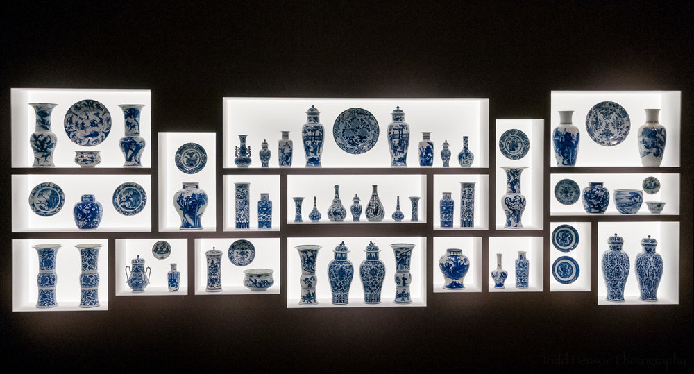 Chinamania  Blue & White Porcelain at the Sackler Gallery