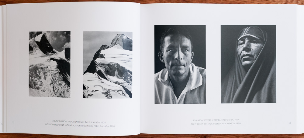 Ansel Adams: 400 Photographs - Page 52-53