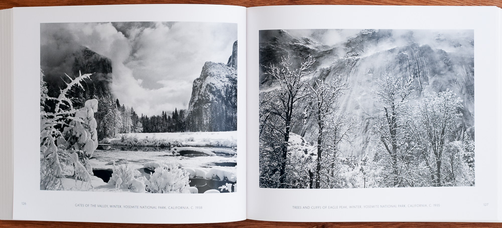 Ansel Adams: 400 Photographs - Page 126-127