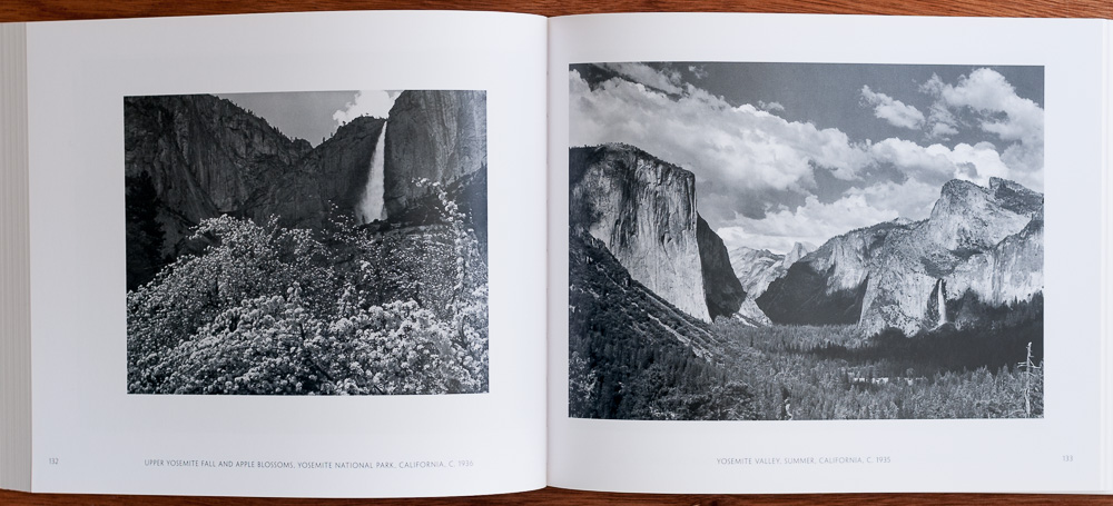 Ansel Adams: 400 Photographs - Page 132-133