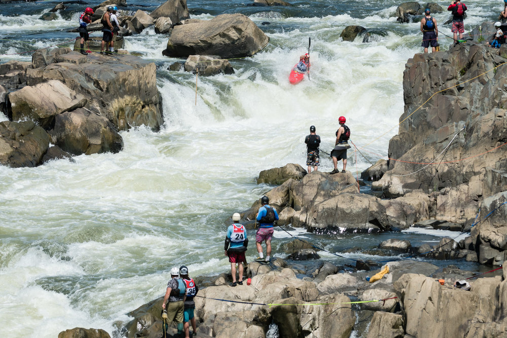 These amazing whitewater events are possible because of the hard work of the many people who work behind the scenes, along the river, and on the river.