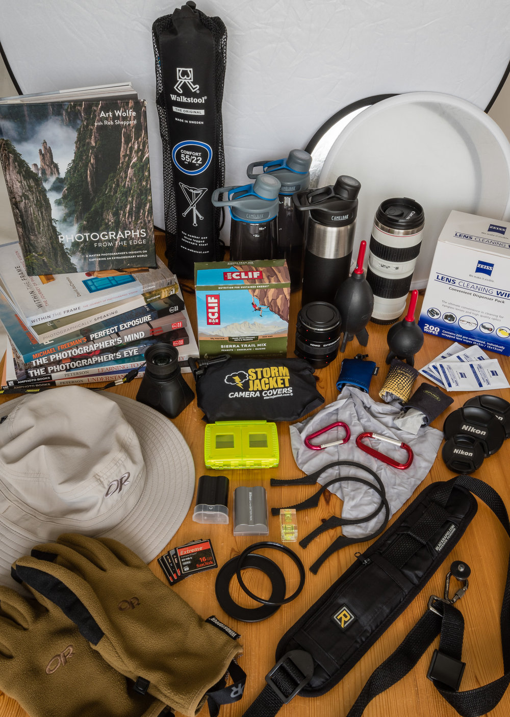 A selection of gift ideas for nature & outdoor photographers.