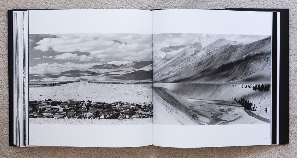 Pages 196 - 197 of Andrea Baldeck's   Himalaya: Land of the Snow Lion  .