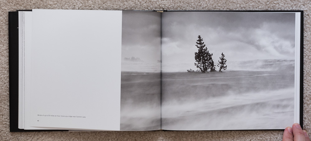 The Ansel Adams Wilderness  , pages 80-81