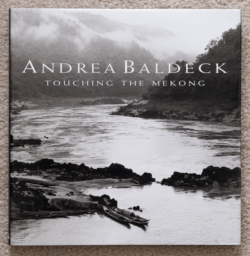 Cover of Andrea Baldeck's  Touching the Mekong