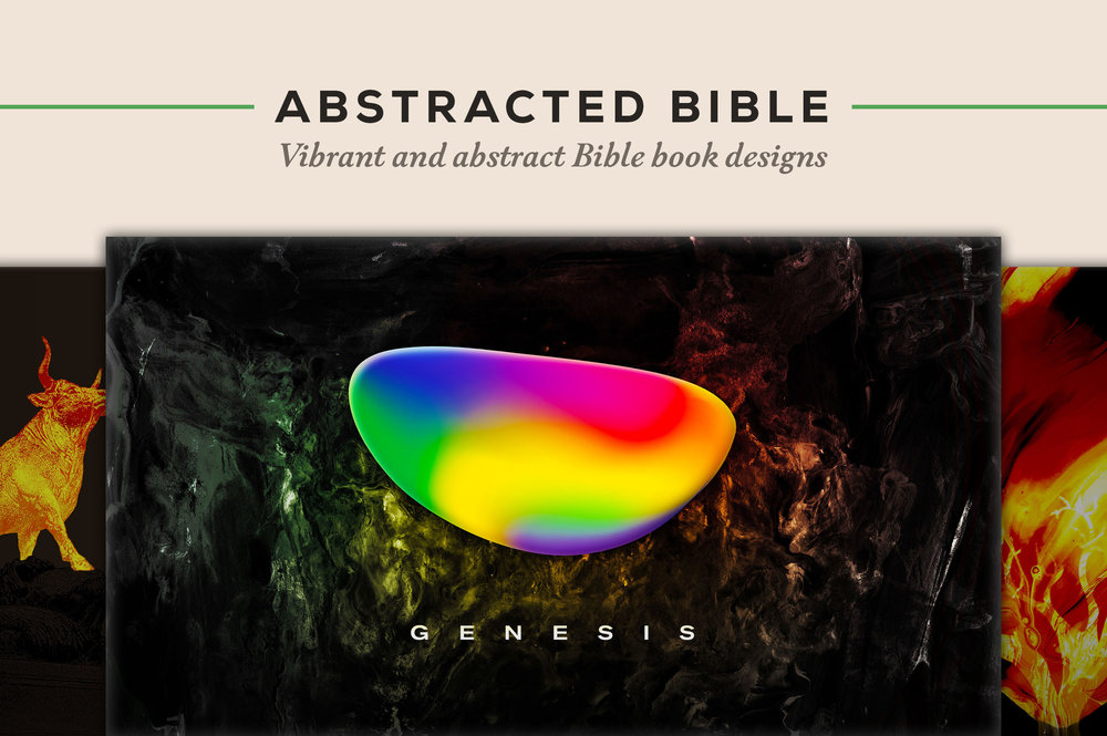 Vibrant Bible designs