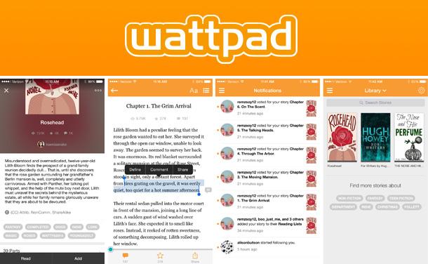 Ksenia Anske/Blog/Why you should put your book on Wattpad ASAP