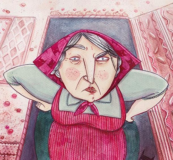 Illustration byZaczarowana Walizka