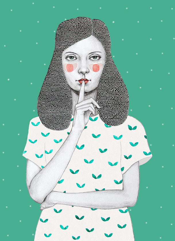 Illustration by Sofia Bonati