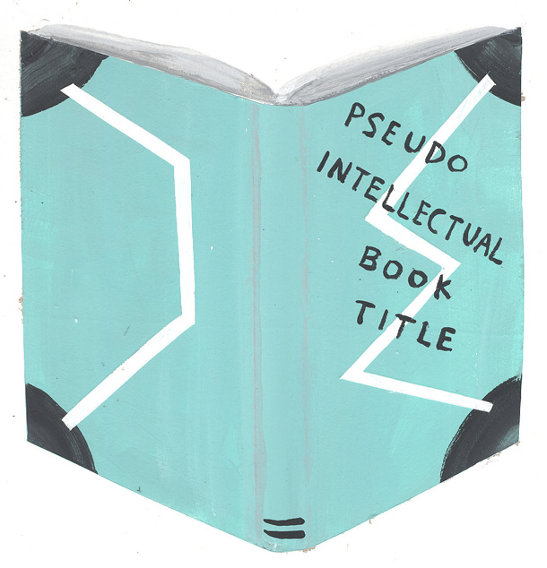 Painting by Michael Dumontier and Neil Farber