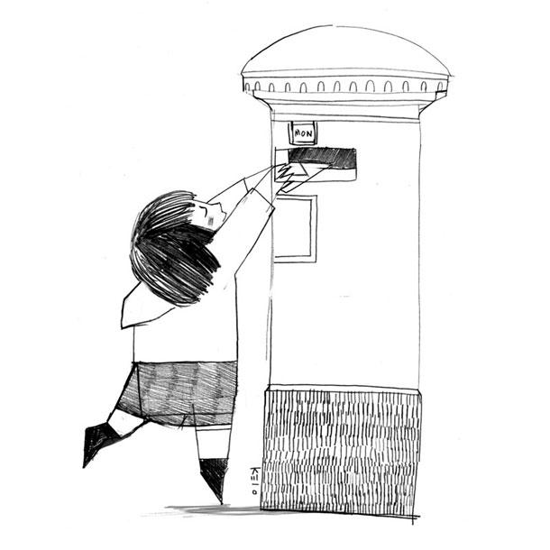 Illustration by Kirstie Edmunds