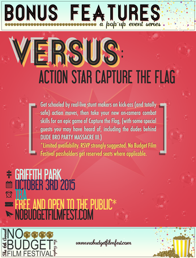 Action Star Capture the Flag