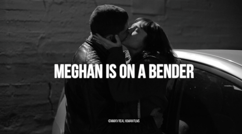 Meghan is on a Bender