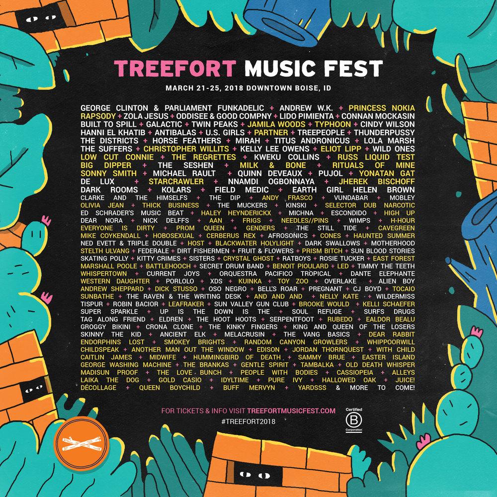 Treefort Music Fest 2018 Lineup Round 1+2 (socials).jpg