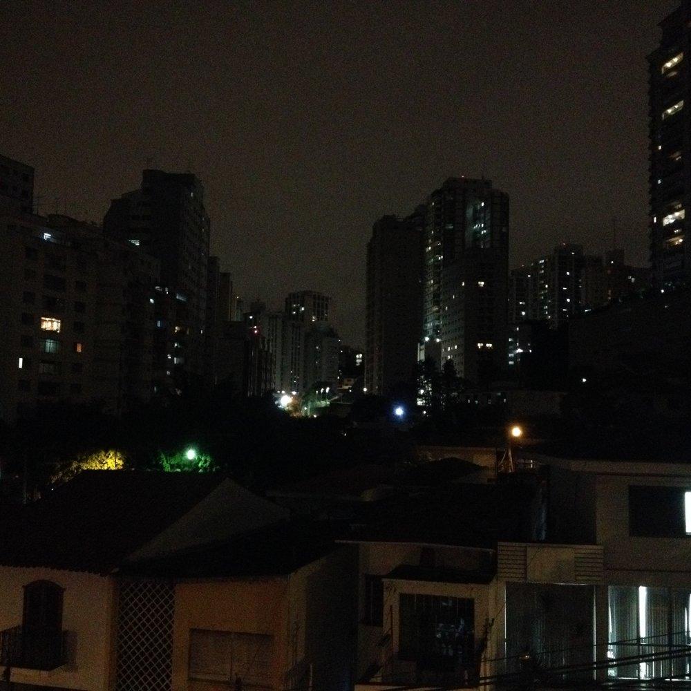 Winter Solstice in São Paulo