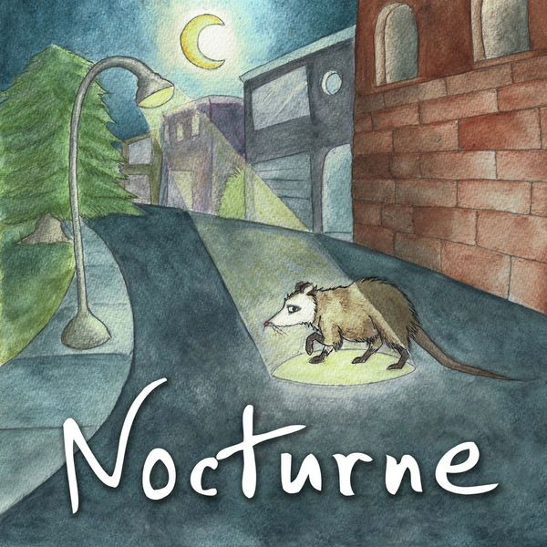 """Careening"" by Nocturne - an episode featuring two Van Sounds pieces about traveling at night."