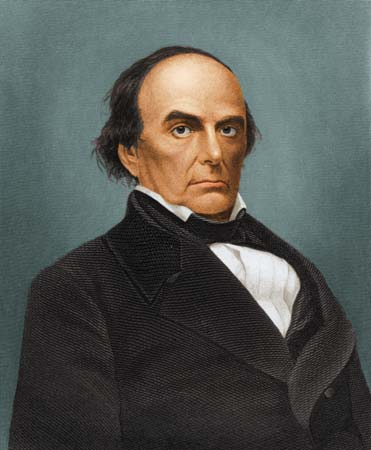 Famous Whig Daniel Webster