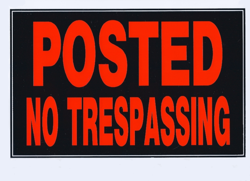 Posted No Trespassing full size.jpg