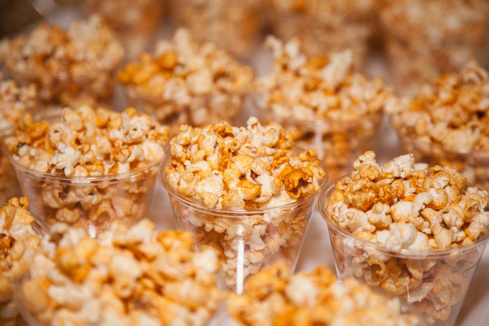 Doritos spice popcorn
