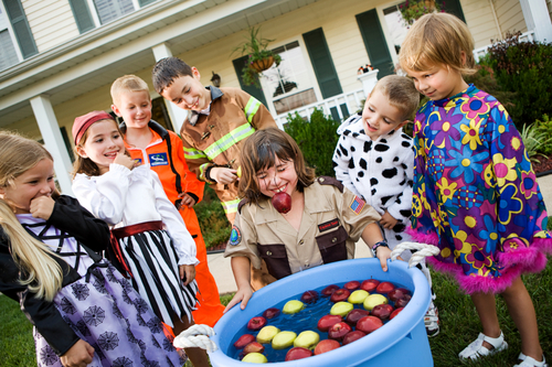 Ideas For Dads: Hosting a Halloween Party for Kids — Every Little ...
