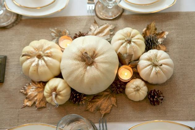 Thanksgiving table decor ideas you can actually make