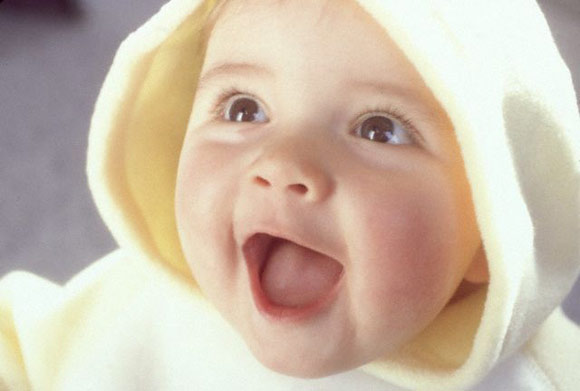 The power of a babys smile every little thing birth and beyond 360 magazine