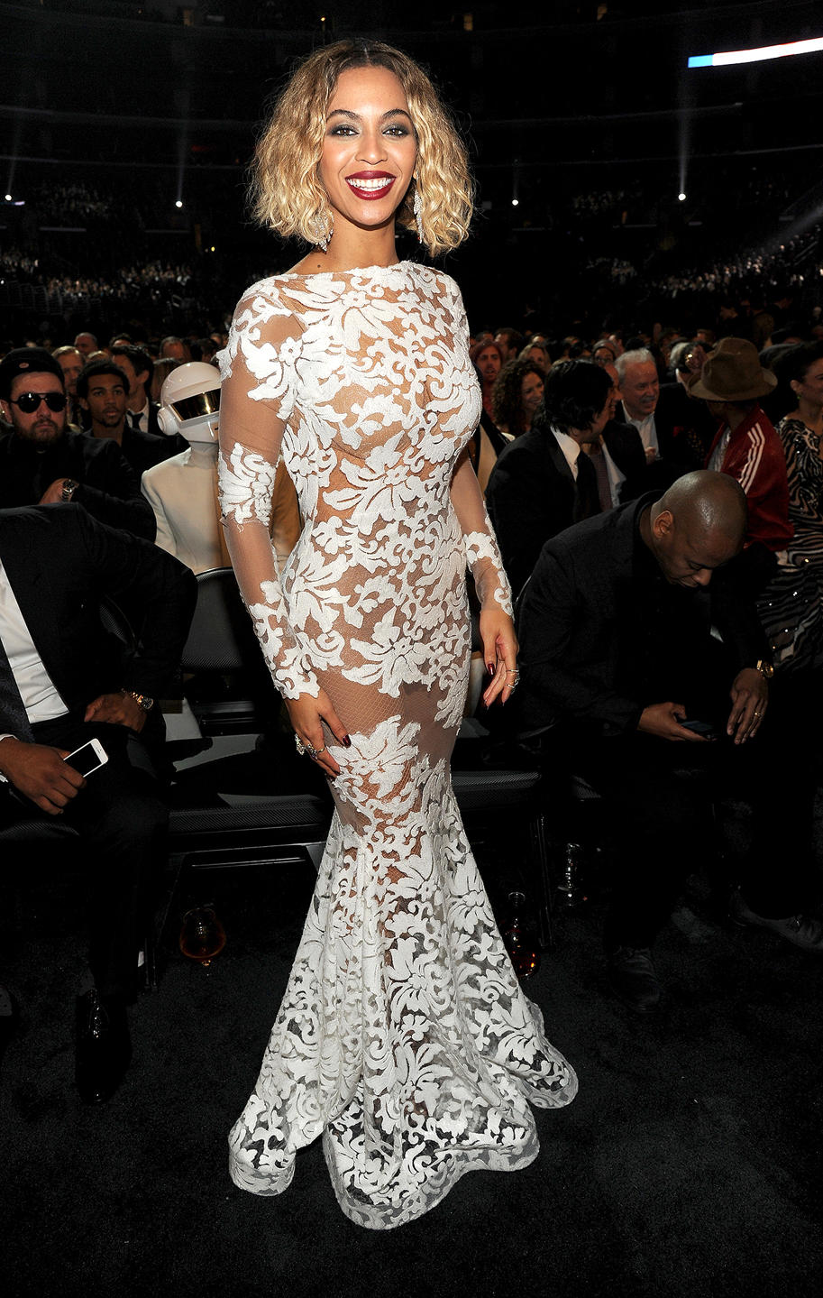 Beyoncé in Michael Costello