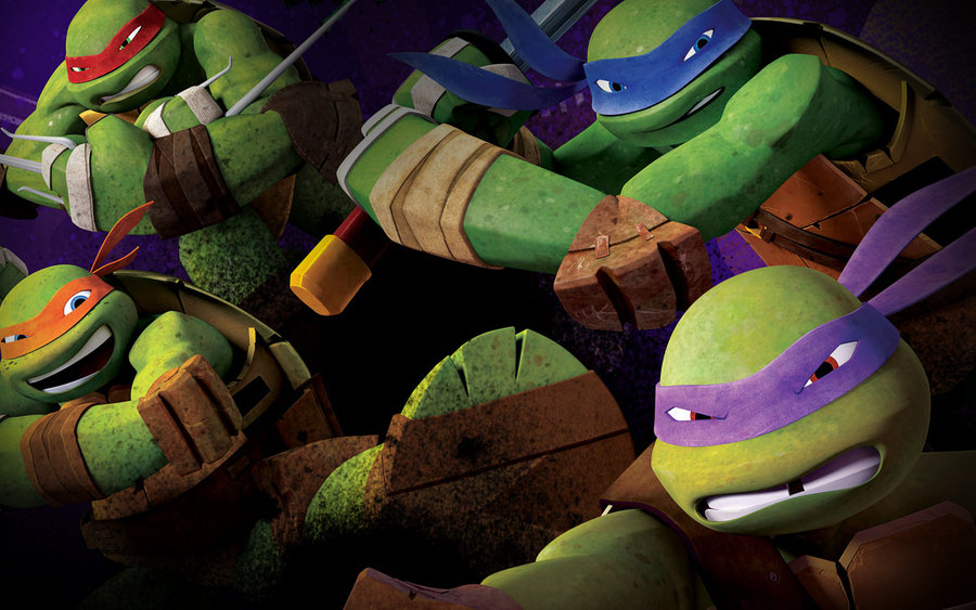 "Nickelodeon. Previous film versions of the lovable ""Teenage Mutant Ninja Turtles"" story have led to thousands of pet turtles being purchased and ultimately abandoned or killed."