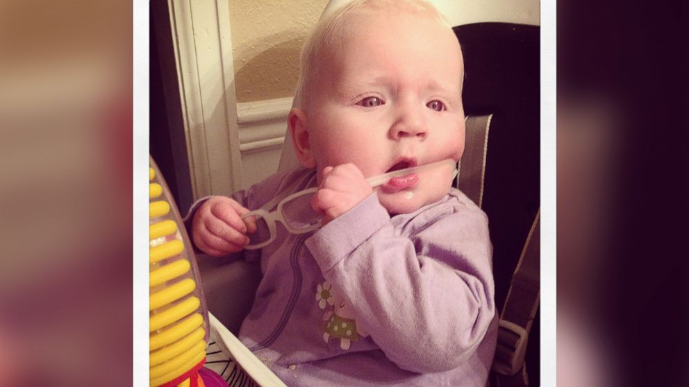 Image via:abcnews.go.com.Louise McMorris had sight impairment due to albinism. Megan McMorris