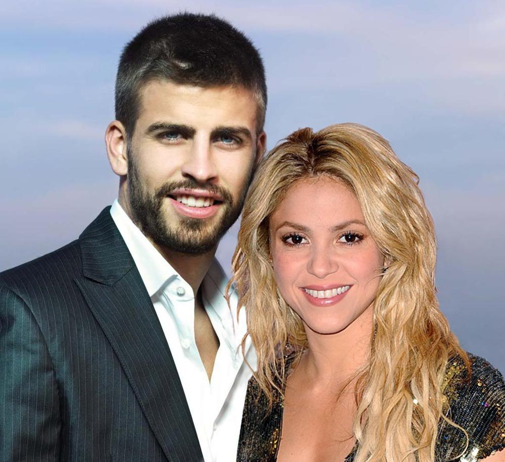 Shakira Shares First Photo of Newborn Son Sasha — Every ...
