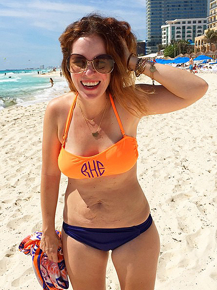 Rachel Hollis. @MSRACHELHOLLIS/THE CHIC SITE