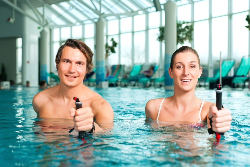 The Benefits Of Water Workouts