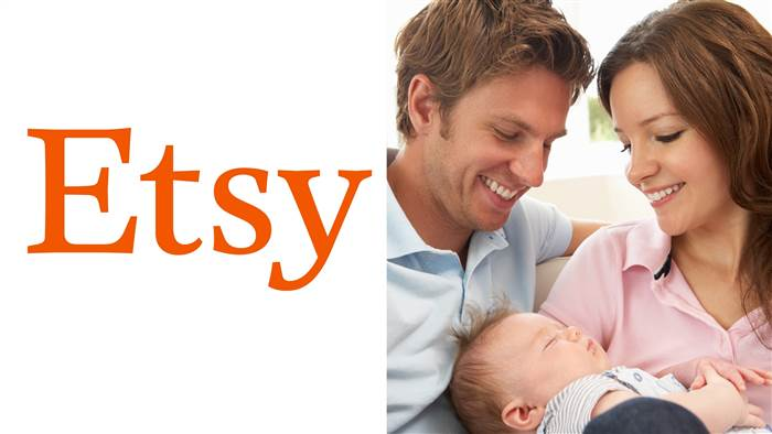 Etsy Announces 26 Weeks Of Fully Paid Parental Leave — For Dads, Too!