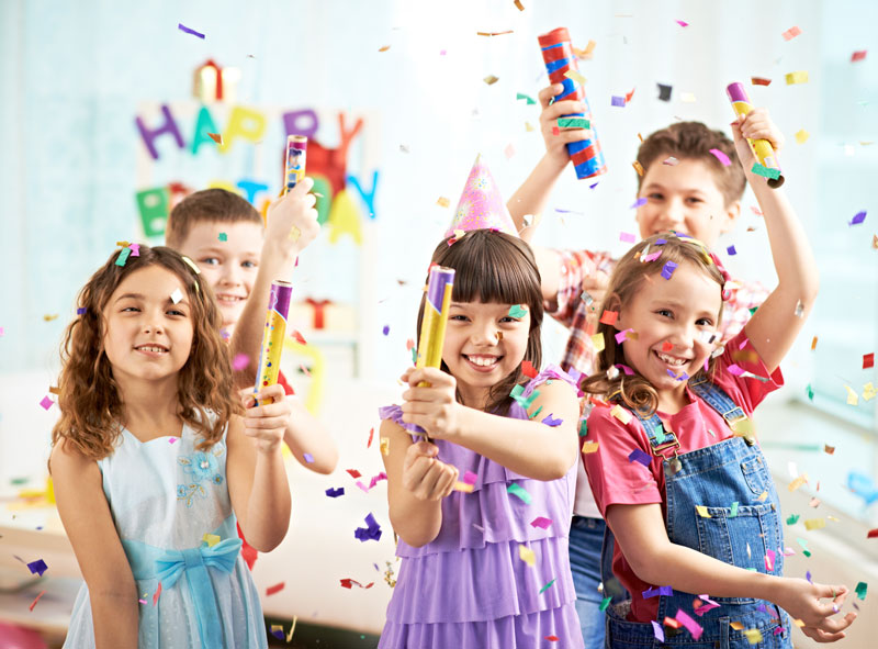 Parents' Guide To Throwing The Ideal Birthday Party