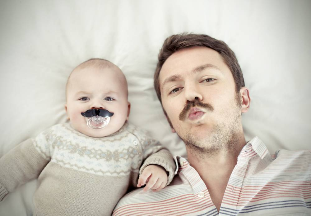 Ways To Help A New Dad Feel Like Himself Again