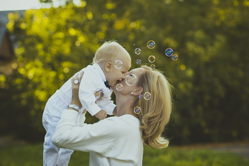 What Moms Can Do To Boost Their Immune System