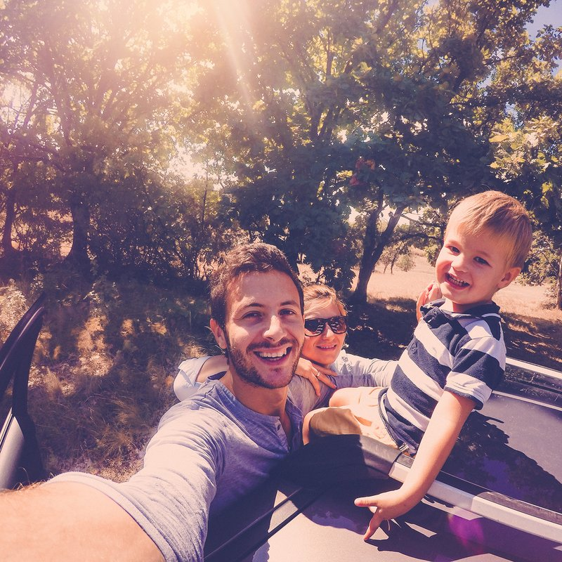 Roadtripping With A Baby? 5 Tips For A Stress-Free Drive