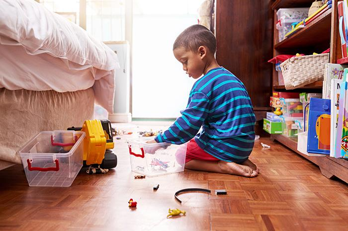 How To Raise Tidy Kids