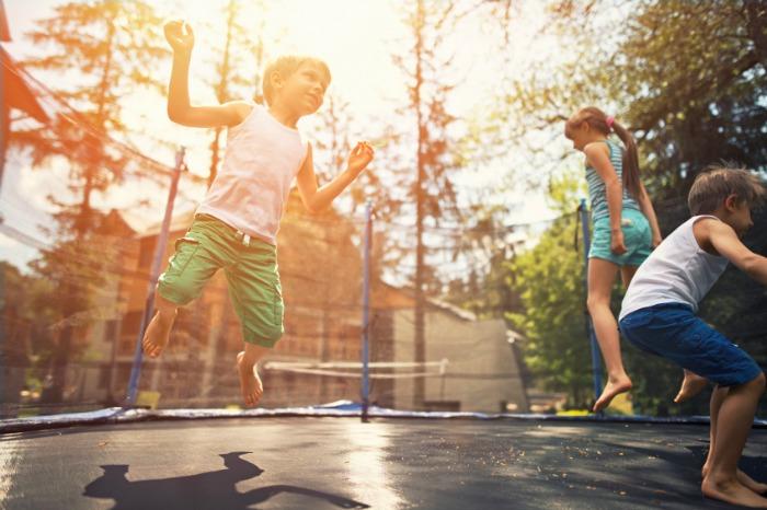 Your Kids Deserve The Safest Trampoline