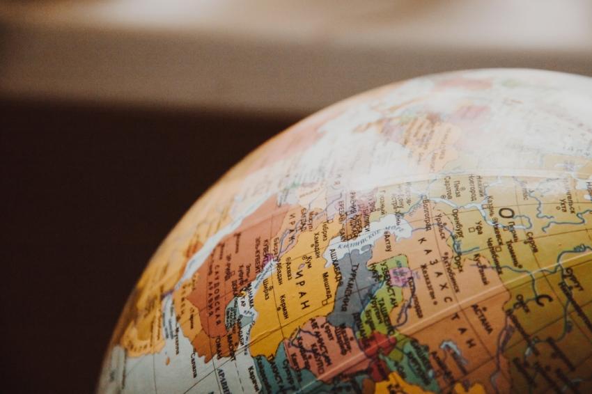 globe, world.