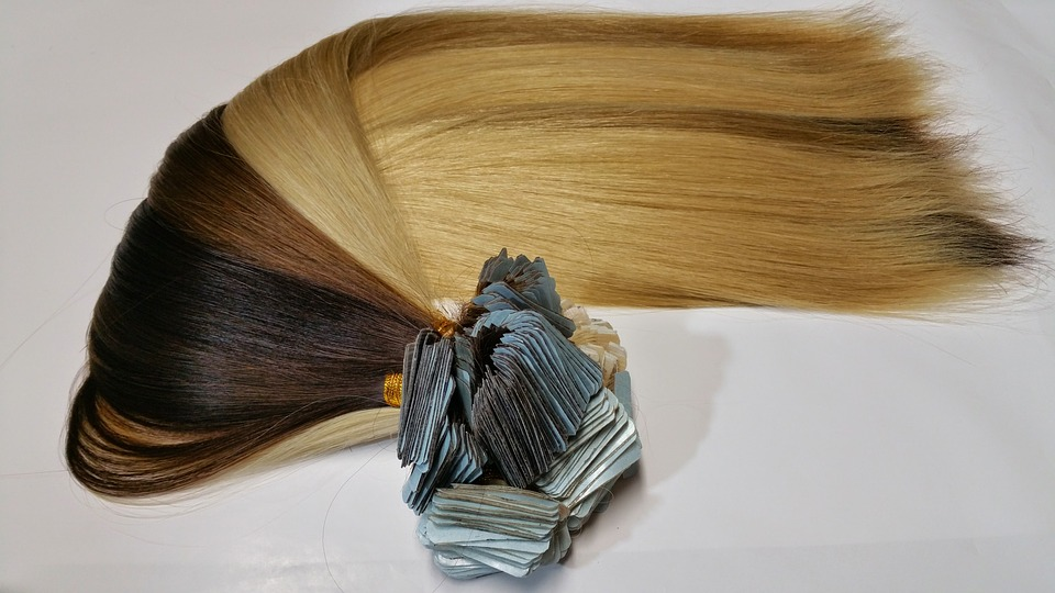 Image result for people selling hair