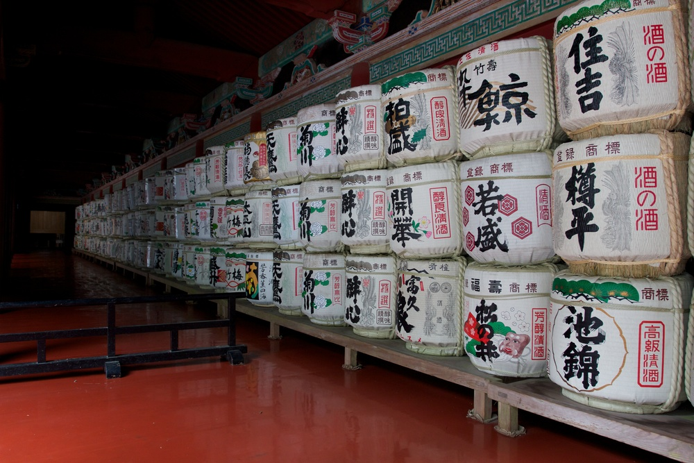 Sake, Nikko Shrine.jpg